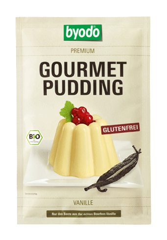 Gourmet Pudding Vanille