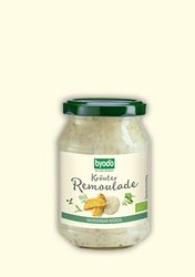 organic mayonnaise with herbs and curcumber, Byodo Naturkost