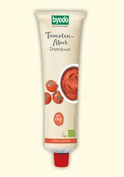 organic tomatoe concentrate, intensive, Byodo