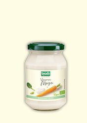 organic vegan mayonnaise, with sunflower protein, Byodo Naturkost